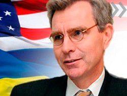 Посол США на Украине: русские в магазине платили рублями