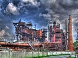 Деградация металлургии Украины привела к обвалу гривны