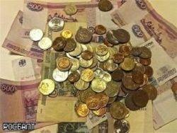 Зарплаты москвичей в 2014 году составили 59 337  рублей