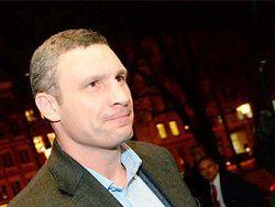 Немецие депутаты устроили Кличко скандал