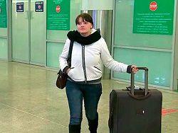 Российские журналисты вернулись в Москву
