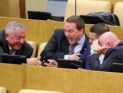 Мединский, Матвиенко и 133 депутата не платят налоги