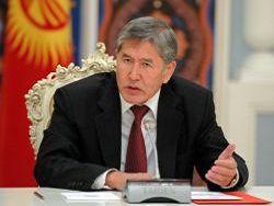 Президент Кыргызстана о криминальных разборках в Минске