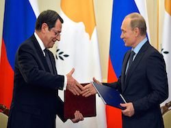 Чем и зачем поддержал Путина дружественный Кипр