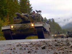 Германия задумалась о наращивании числа танков