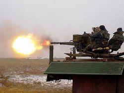 Украинские военные стреляют по своим погибшим