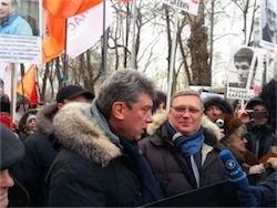 Сергей Черняховский: марш лицемеров
