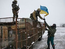 На востоке Украины второй день не отмечено жертв