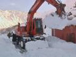 186 человек погибли под лавинами в Афганистане