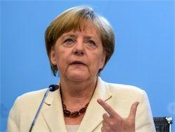 Меркель заявила, что Россия не угрожает Молдавии