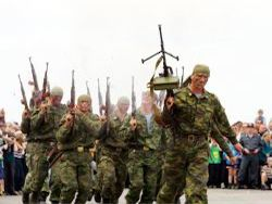 Путин объявил 27 февраля Днем Сил специальных операций