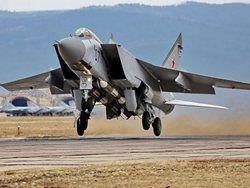 Российские истребители отражают ракетный авиаудар: учения