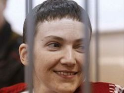 Елена Масюк: Савченко может умереть в ближайшие дни