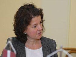 Посол Латвии на Украине поддержала отключение России от SWIFT