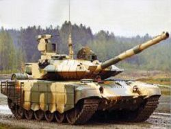 Азербайджан заинтересован российскими танками Т-90СМ