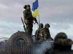 Силы АТО готовы к наступлению со стороны Крыма