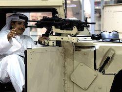 Новость на Newsland: В Абу-Даби опровергли планы поставлять оружие на Украину