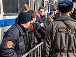 Новость на Newsland: В центре Москвы перекрыто движение