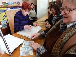 Новость на Newsland: Реальная пенсия в России уменьшилась на 5 процентов