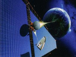 Новость на Newsland: Японцы хотят передавать энергию из космоса