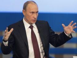 Новость на Newsland: Путин: в 2014 году выявлено 5 млн нарушений законов