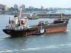 Новость на Newsland: Киев арестовал судно под флагом Тувалу за заход в Крым