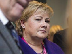 Премьер-министр Норвегии не приедет в Москву 9 мая