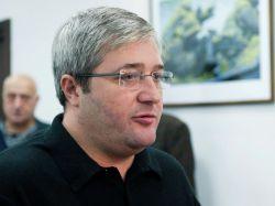 Новость на Newsland: Таргамадзе заявил о девятичасовом допросе в прокуратуре