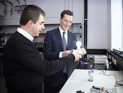 Графеновая лампочка поступит в продажу к концу года