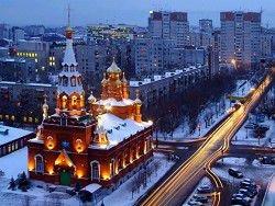 Россия глазами украинки