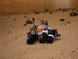 Новость на Newsland: 3D-принтер может создать из песка Марса научные базы