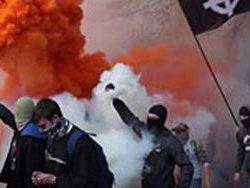 Новость на Newsland: Одесские неонацисты прошли маршем по центру города