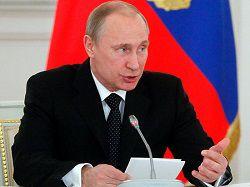 Путин пообещал проводить в России по чемпионату мира каждый год