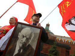 Каждый год 22 апреля выясняется, что Ленин жив