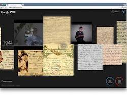 Google открывает онлайн-архив писем военных лет