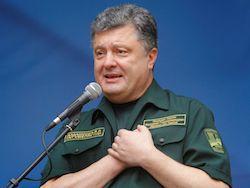 Новость на Newsland: Порошенко: война закончится с возвратом Донбасса и Крыма