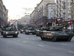 """Западные СМИ рассыпались похвалой в адрес танка """"Армата"""""""