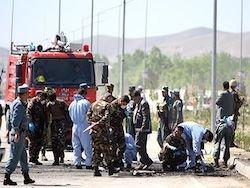 Новость на Newsland: Талибы убили участников вечеринки в кабульском отеле