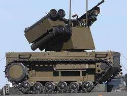 Новейшие боевые роботы России прошли испытания в полях