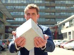 Голландец разработал самовосстанавливающийся бетон