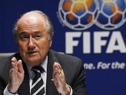 Новость на Newsland: Блаттер переизбран президентом ФИФА