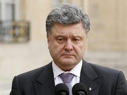 Новость на Newsland: Порошенко превращается в политического шута