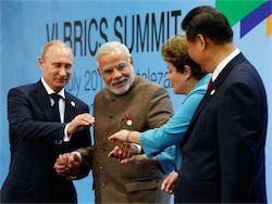 Индия заблокировала проект по созданию ассамблеи БРИКС