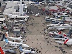 Авиасалон с российской изюминкой открылся в Ле Бурже