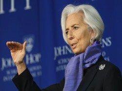 Лагард: МВФ поддержит Украину без дополнительных условий