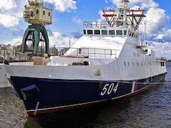 К 2020 году РФ построит новую серию из шести патрульных кораблей
