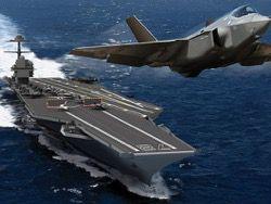 ВМС США успешно протестировали стартовую катапульту