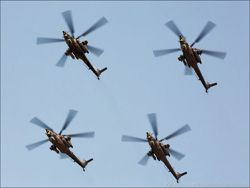 Вертолет Ми-28Н получил высокую оценку американских экспертов