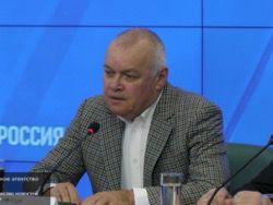 """Киселев продержался в """"Фейсбуке"""" всего несколько часов"""