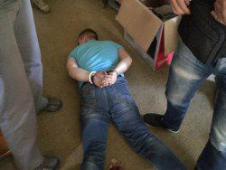 "Офицер СБУ задержан за прослушку активистов ""Майдана"""